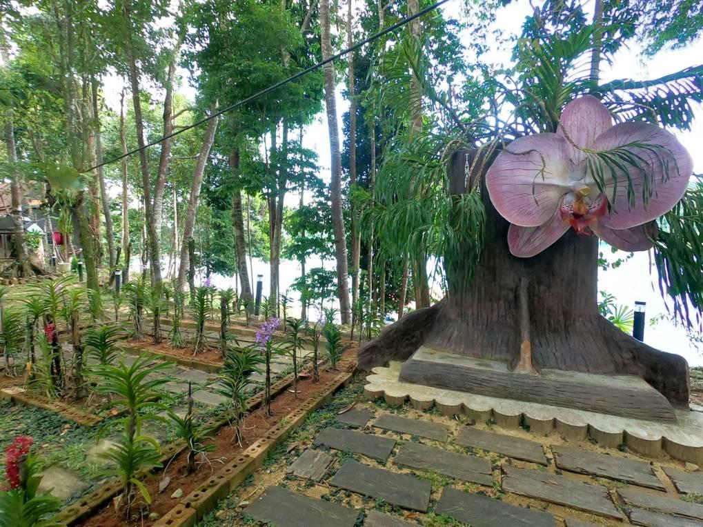 Orchid Garden.