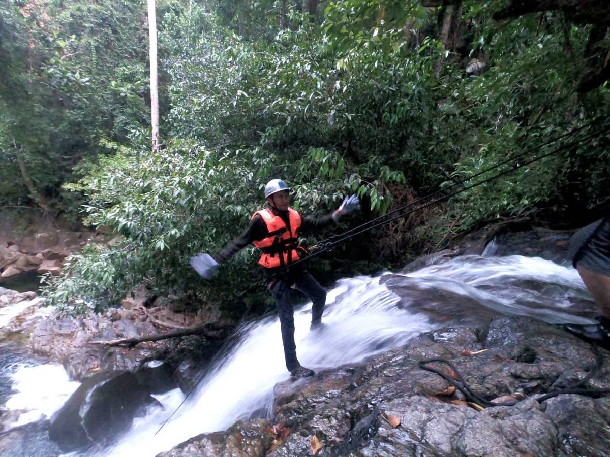 Saok Waterfall