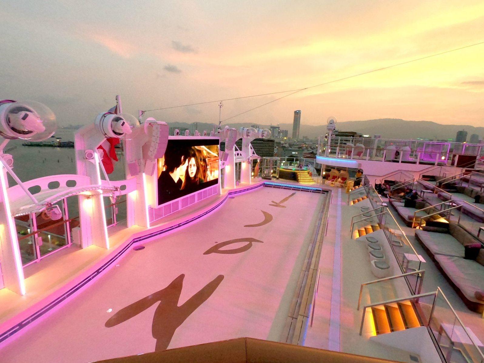 Cinema at Sea