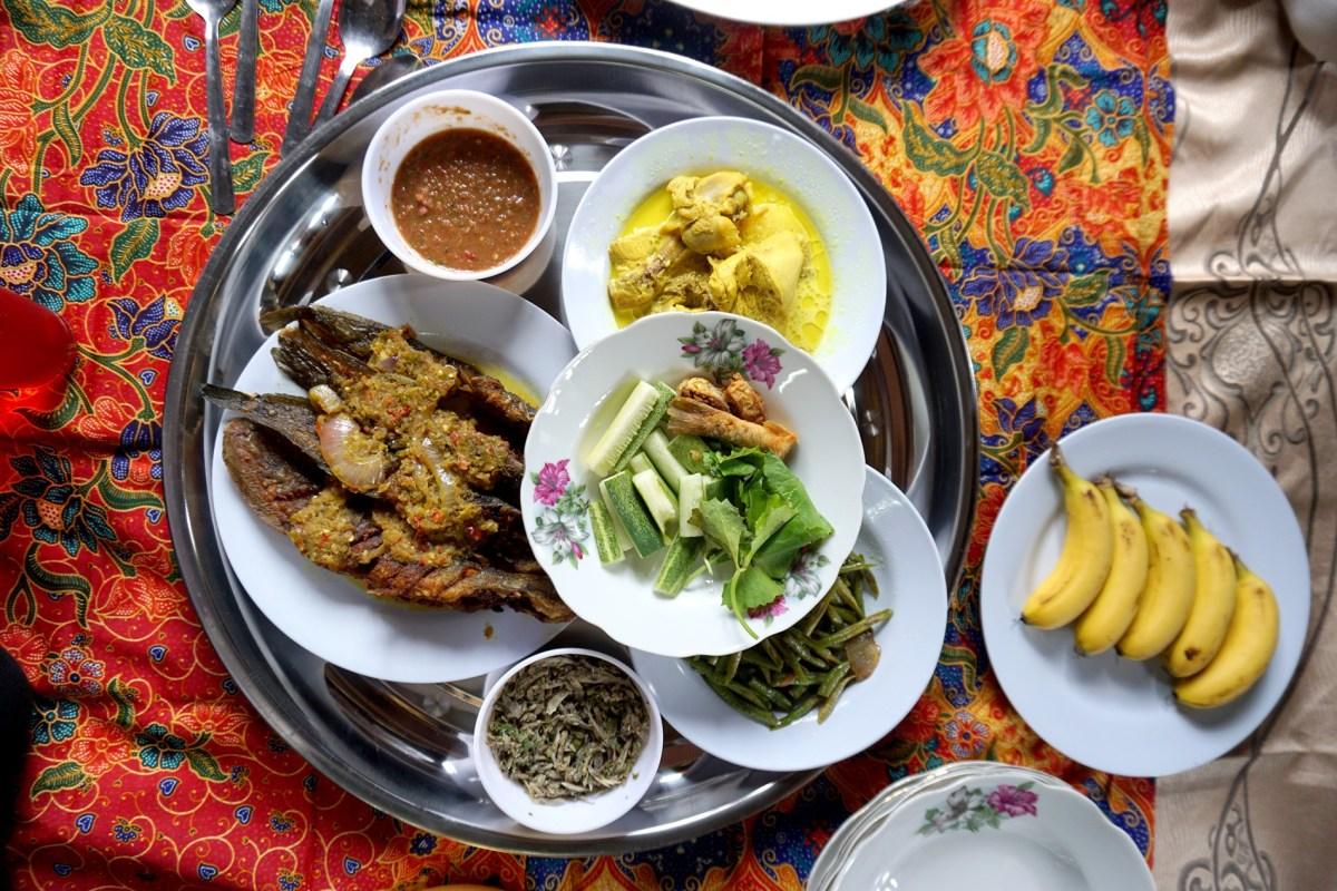 Makan Berselo at Muzium Negeri Sembilan