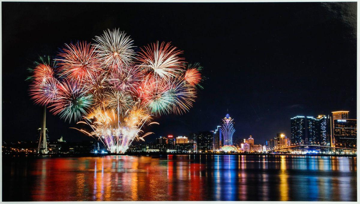 Fireworks Shows Set to Light Up Macao's Skyline