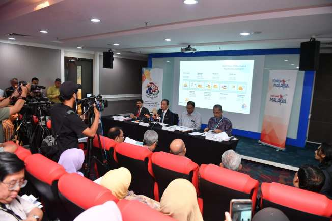 Tourism Malaysia today conducted a joint press conference with the Department of Statistics, Malaysia, to present the performance of domestic tourism for the year 2018.
