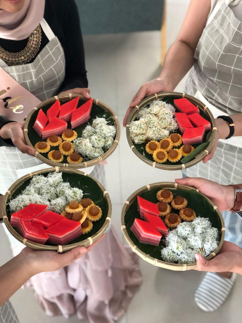 Melaka Nyonya Kuih Cooking Class