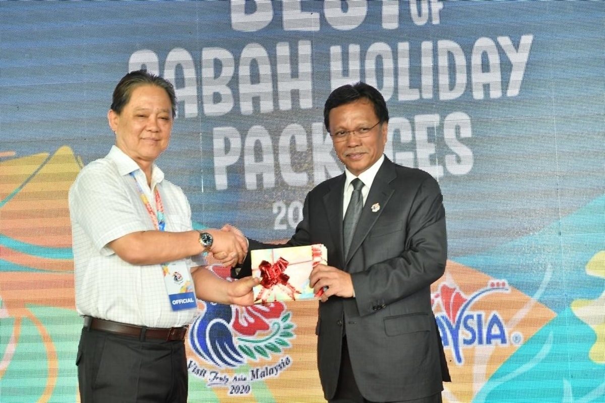 Tourism Malaysia Rallies Support from Sabah Tourism Industry Players & MASwings for VM2020