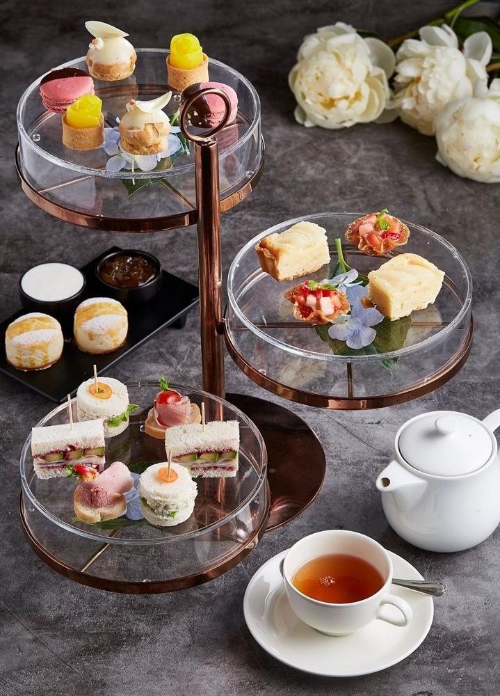 Summer Sweet Afternoon Tea – Diplomat Bar, Conrad Bangkok