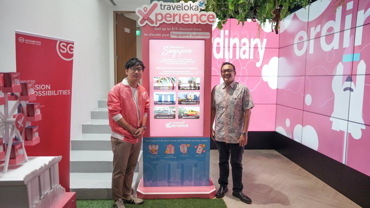 Traveloka Encourages Tourists to Discover Unexpected Experiences in Singapore
