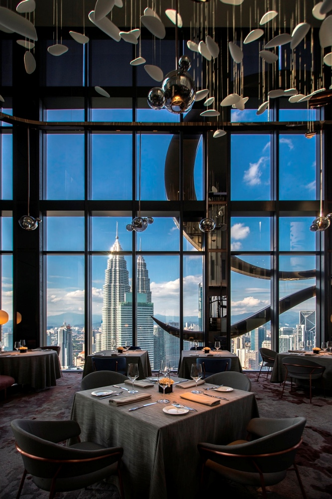 Sky51 – Kuala Lumpur's Newest Rooftop Dining Destination