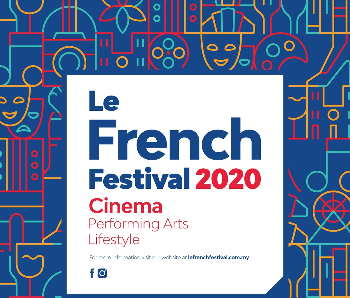 Press Statement from Alliance Française de Kuala Lumpur for Le French Festival 2020