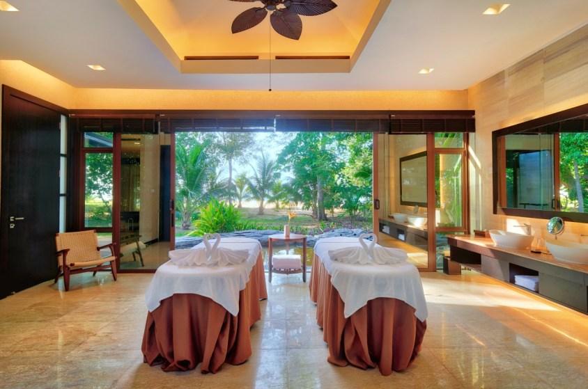 Spa Villa at Borneo Eagle Resort