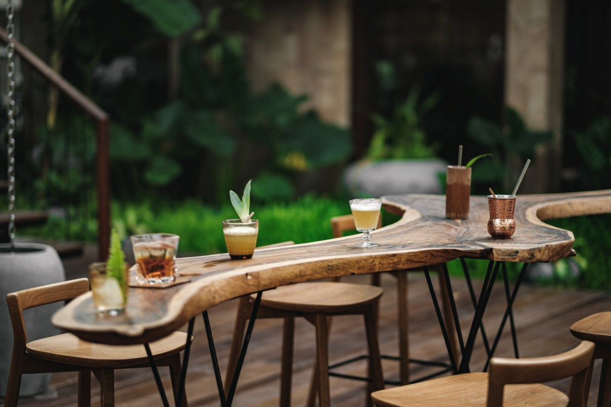 Zero-waste Cocktails at FCC Angkor by Avani