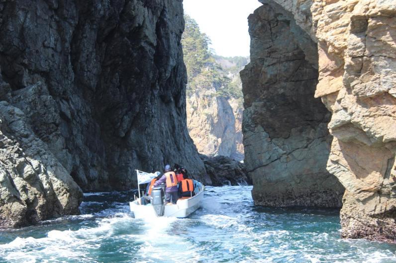 Sappa Boat Adventure