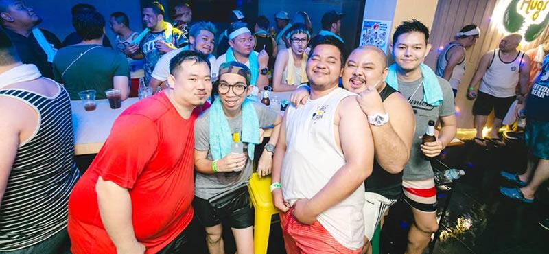 HUGs Bears Bar Bangkok