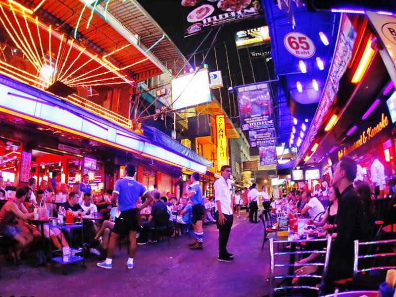 Gay District Bangkok
