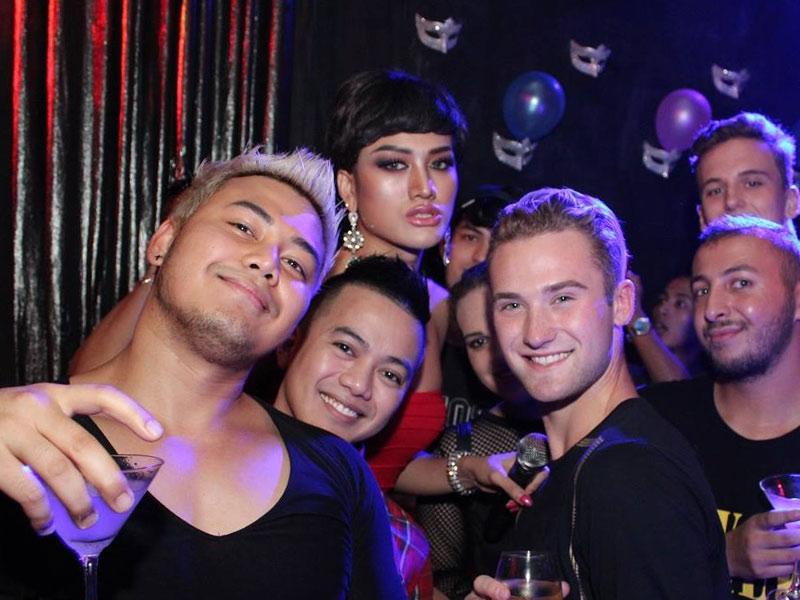 Strange Bar Bangkok