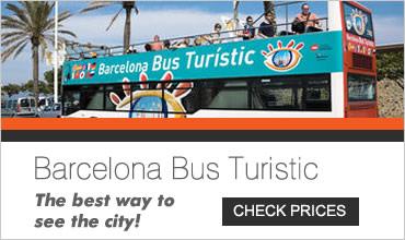 Barcelona Bus Tour