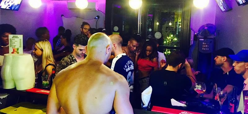 Boys Bar Bcn gay bar Barcelona