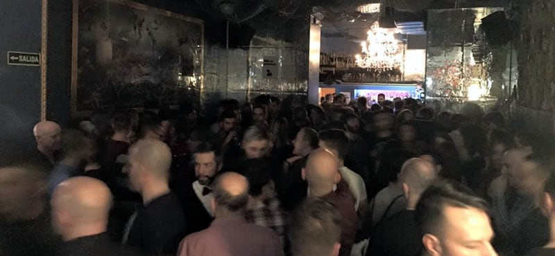 El Cangrejo gay bar Barcelona