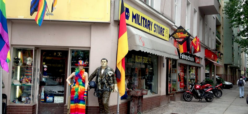 Military Store Berlin