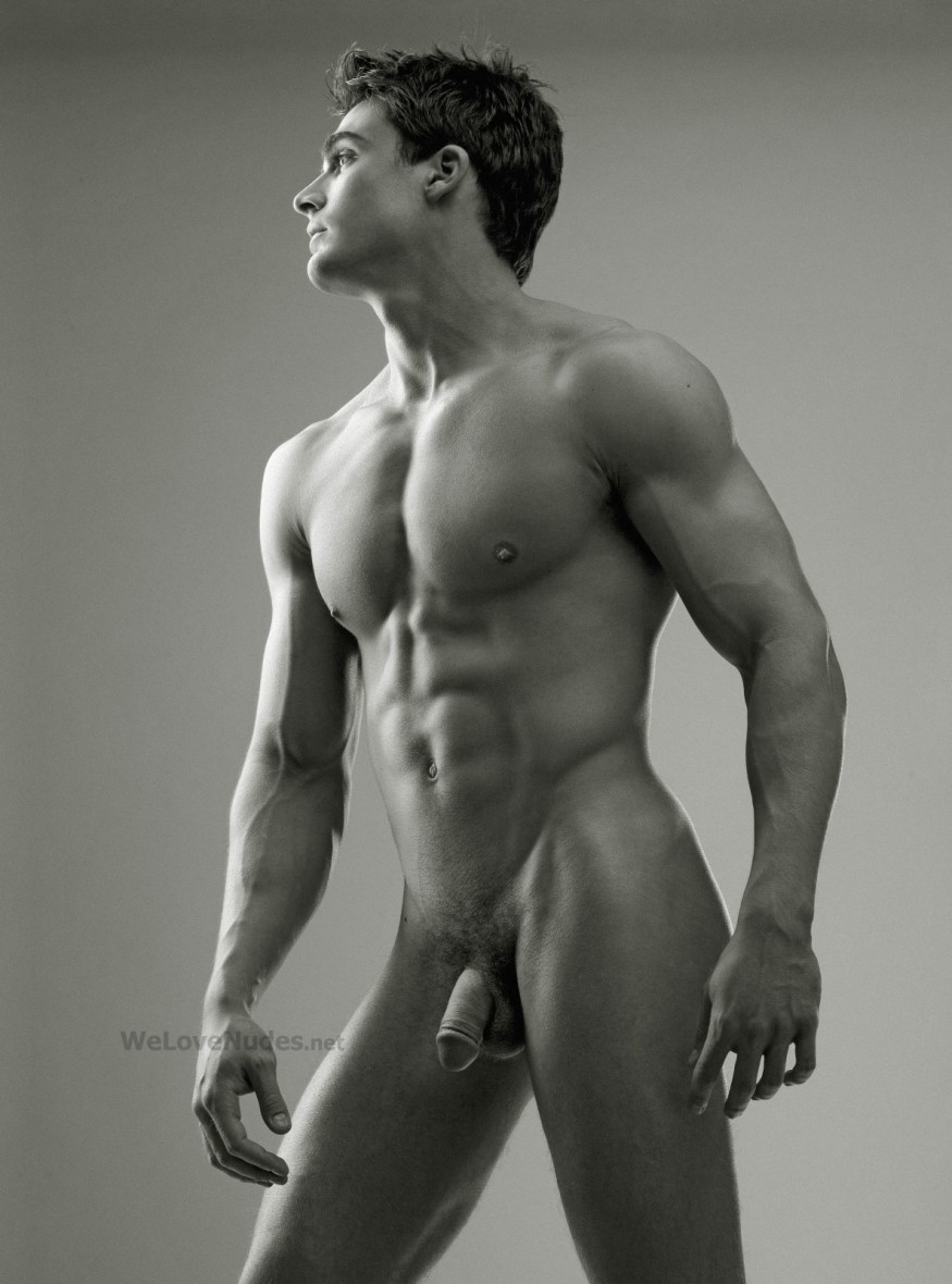 male Philip nude fusco model