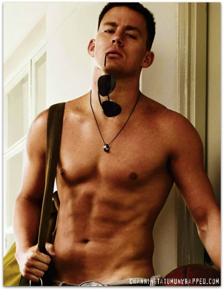 Channing Tatum - Ripped