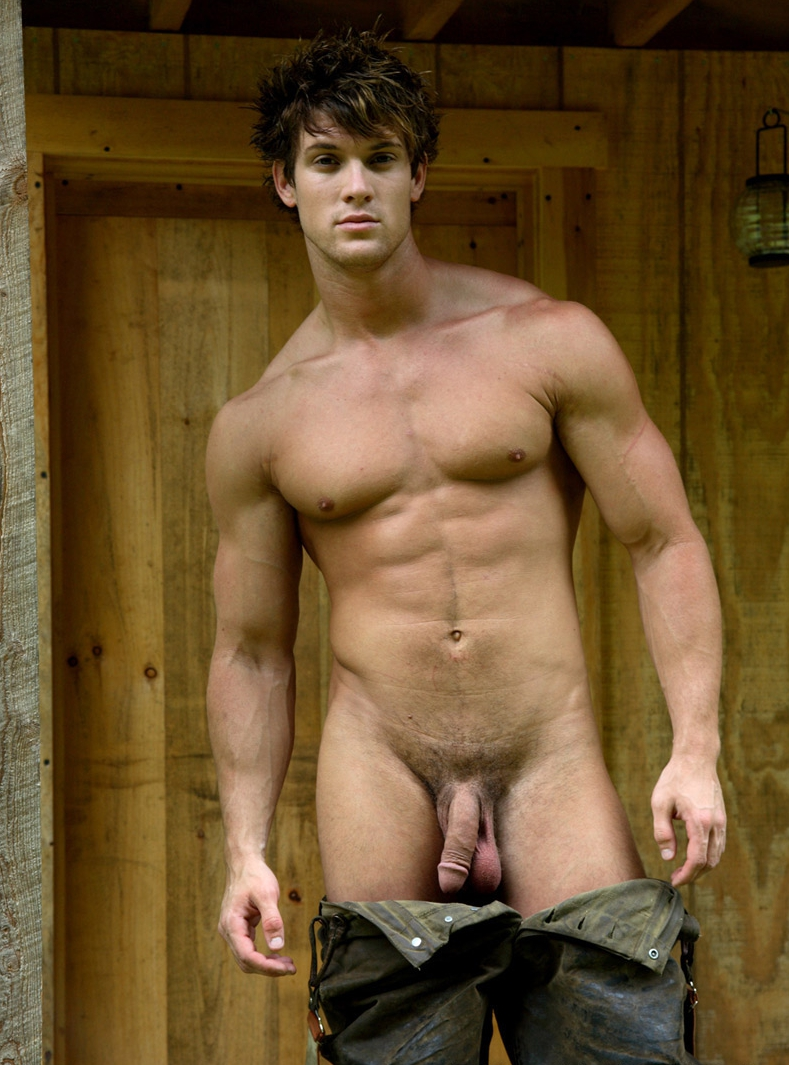 Naked hung men handsome