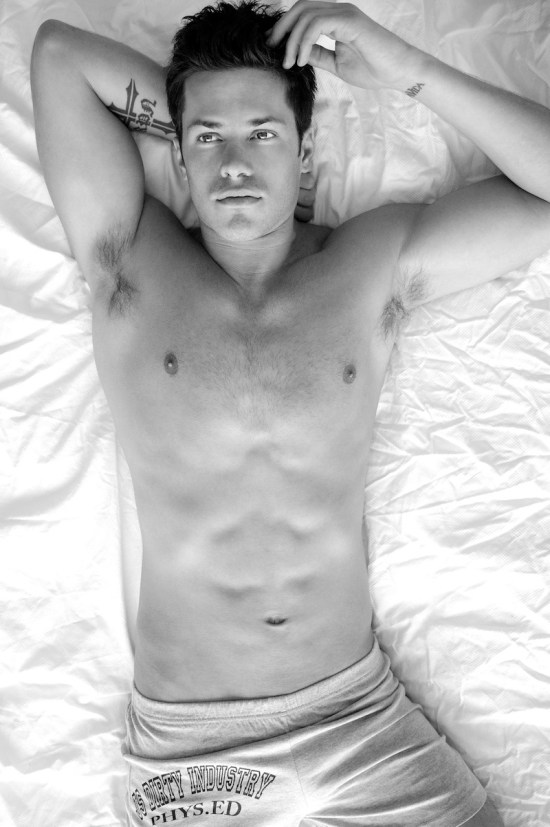 Ryan Matthew White - In Bed