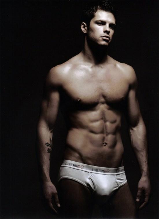 Ryan Matthew White - Amazing Abs