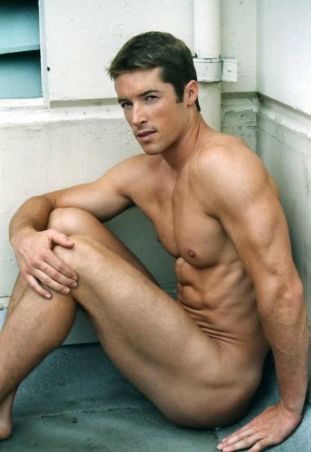 Brent Van Zant - Nude