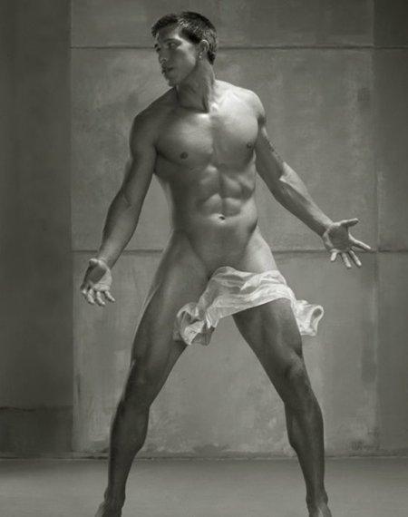 Beautiful Male Nude