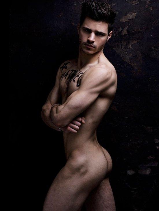 Matthieu Charneu - Sexy Butt
