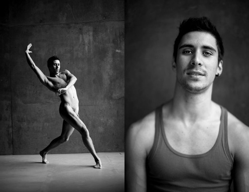 The Naked Dance by Yang Wang - Male Dancers Nude