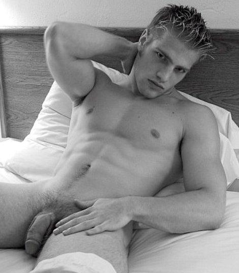 Joseph Sayers - Naked