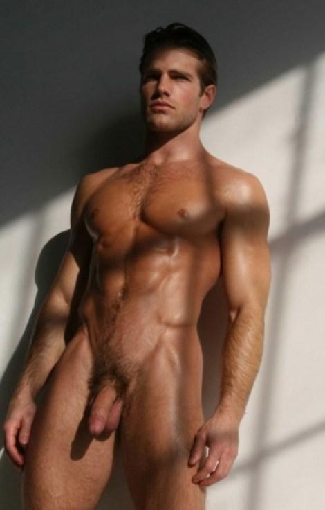 Joseph Sayers - Nude