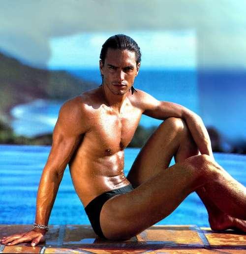 MARCUS SCHENKENBERG - Sexy Swimmer