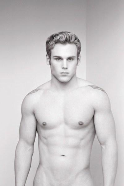 Gorgeous Fitness Model Craig Malozzi