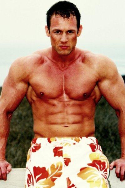 Fitness Model Clint Hospodarsky