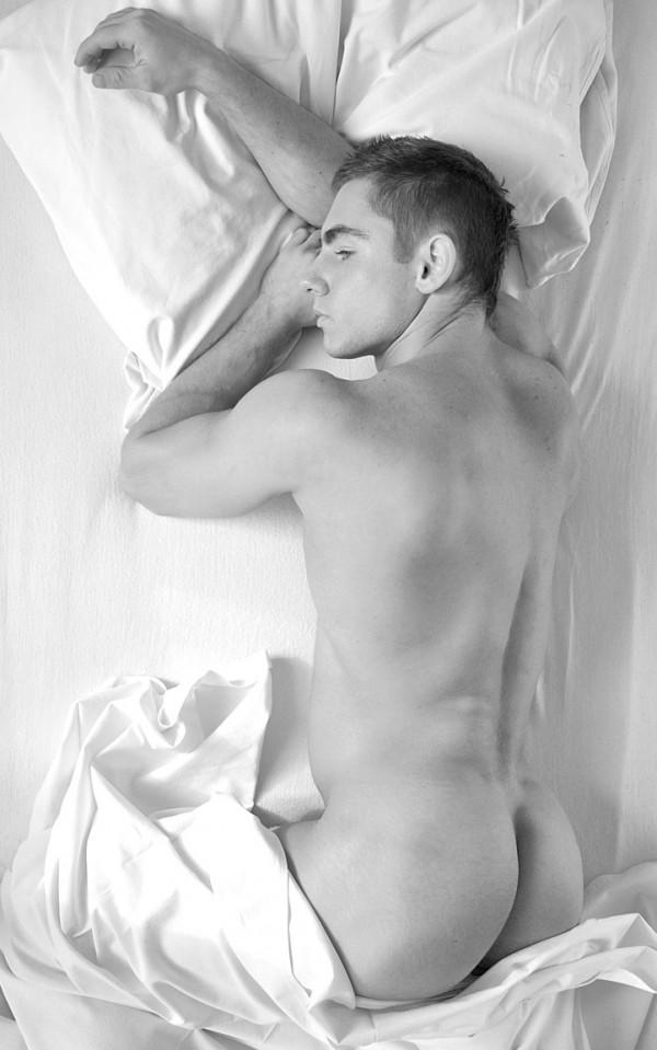 Gorgeous Model Lukasz Przybyla by Dominik Wiecek
