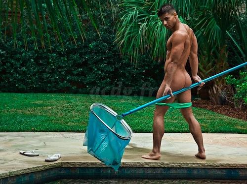 Mark Henderson - Male Naked