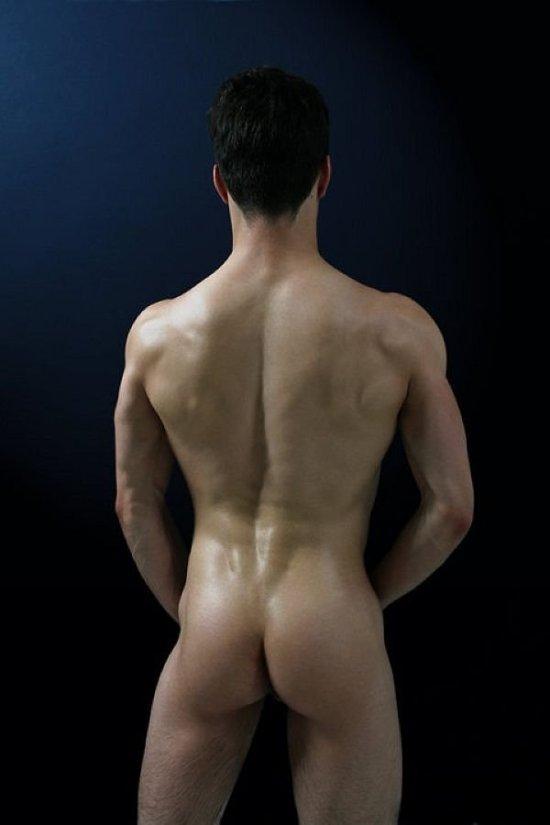 Matthieu Charneau - Sexy Boy butt