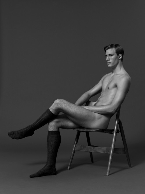 Sexy Male Model Axel Brorson (8)