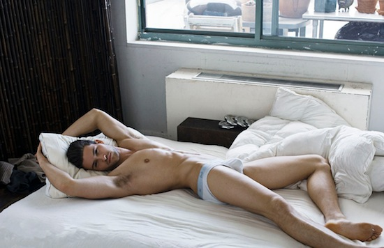 Arthur Keller Naked - Photography By Rick Day (3)