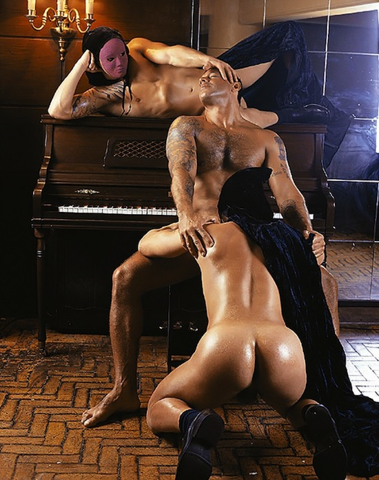 Filiberto recommend best of adult gay erotica