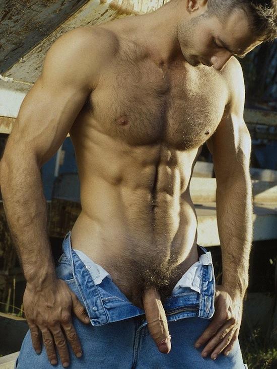 Hot Naked Hairy Hunks
