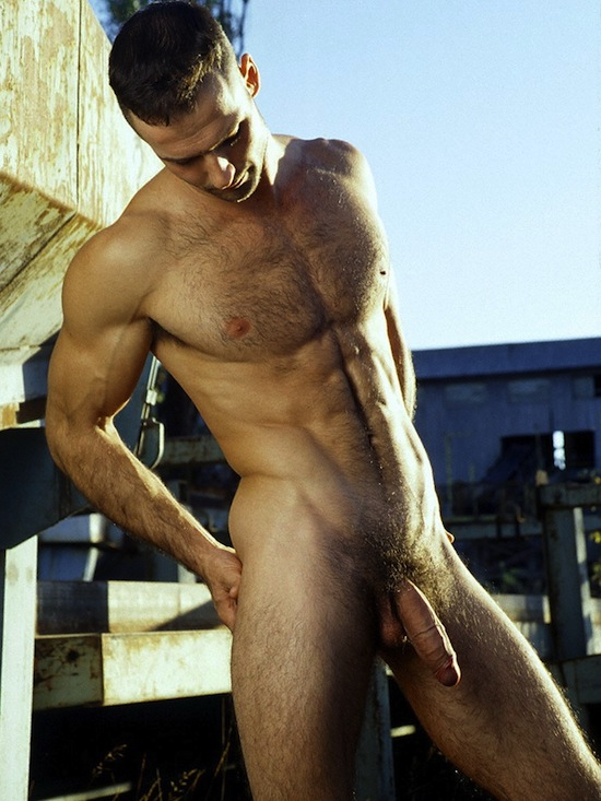 Gallery hairy hunk