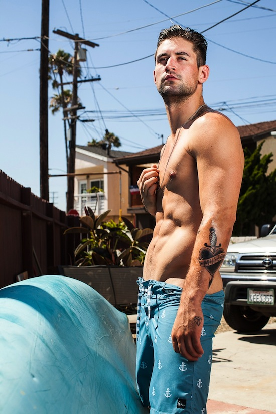 Getting Wet With Benjamin Godfre (3)