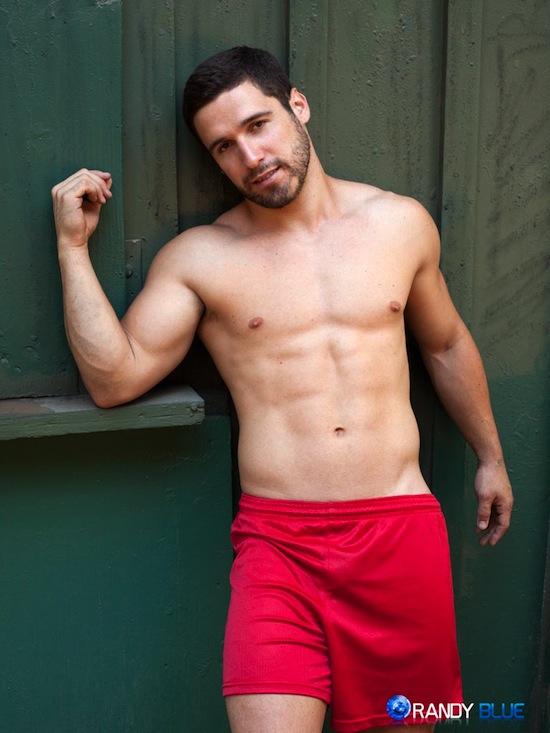 Jerking It With Butch Hunk Matt Castro (2)