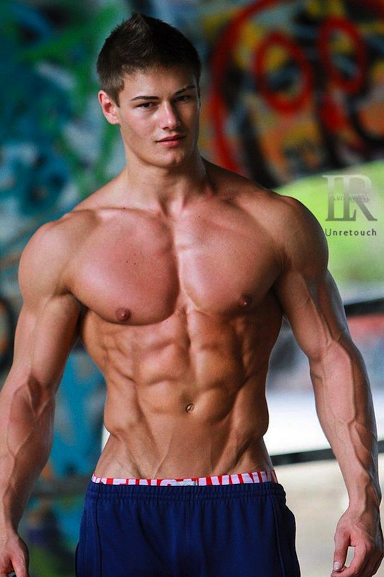 Not Rodney Crewman - Jeff Seid (1)