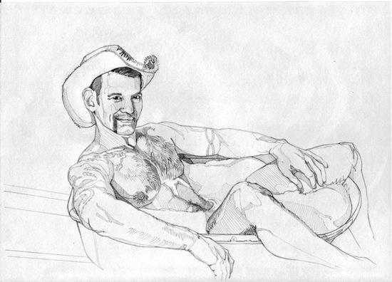 Nude Male Art (7)