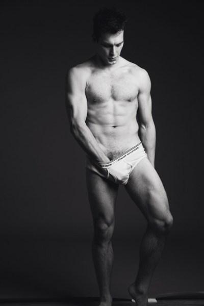 Underwear Teasing And Peeks Of Guys Junk (1)