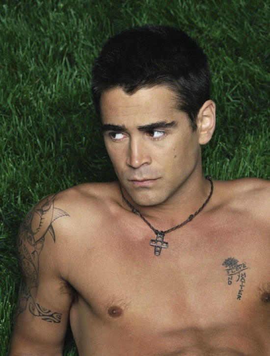 Gorgeous Stud Muffin Colin Farrell (5)
